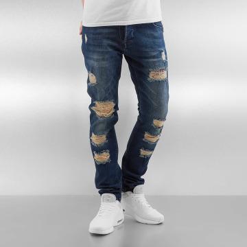 2Y Skinny Jeans Grover blau