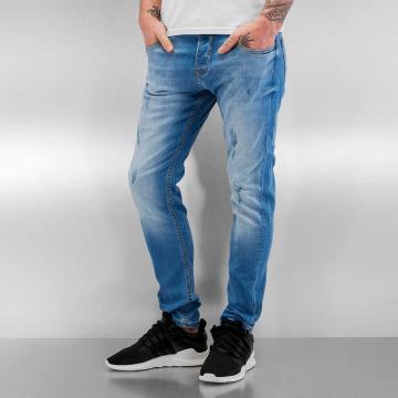 2Y Skinny Jeans Osk blau