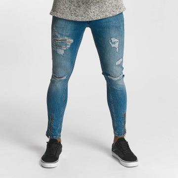 2Y Skinny Jeans Riley blau