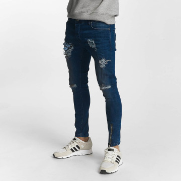 2Y Skinny jeans James blauw