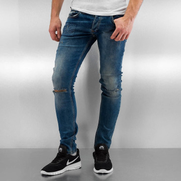 2Y Skinny Jeans Jaxon niebieski
