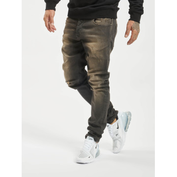 2Y Skinny jeans Coventry zwart