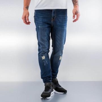 2Y Slim Fit Jeans Used blå