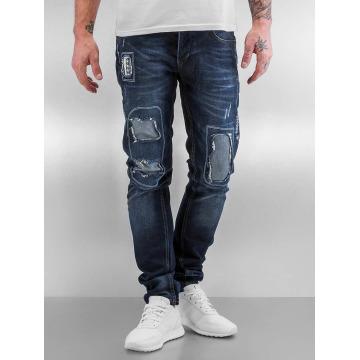 2Y Slim Fit Jeans Clark blå