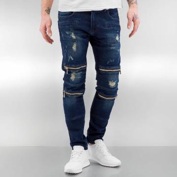 2Y Slim Fit Jeans Leyton blå