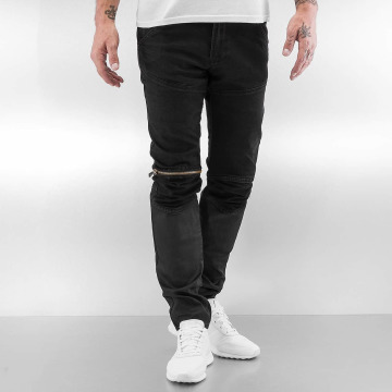 2Y Slim Fit Jeans Avery black
