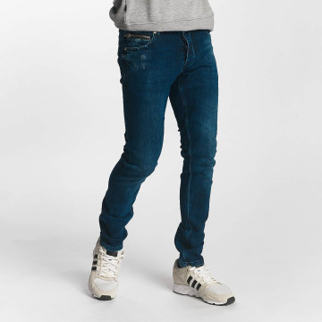 2Y Slim Fit Jeans Leo blauw