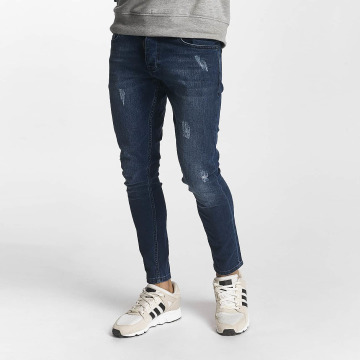 2Y Slim Fit Jeans Henry blauw