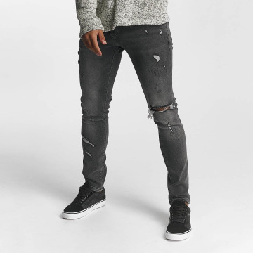 2Y Slim Fit Jeans William grey