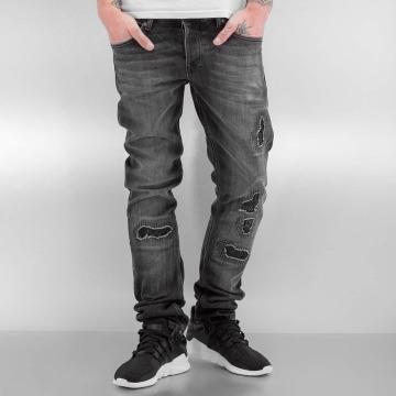 2Y Slim Fit Jeans Ixelles grijs