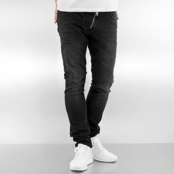 2Y Slim Fit Jeans Kerry svart