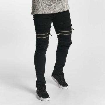 2Y Slim Fit Jeans Alfie svart