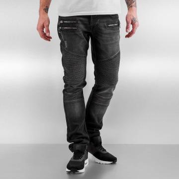 2Y Slim Fit Jeans Daxton zwart