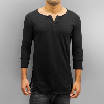 2Y T-Shirt manches longues Slough noir