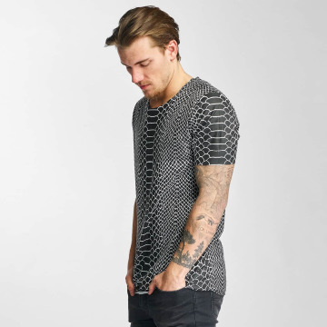 2Y T-Shirt Snake schwarz