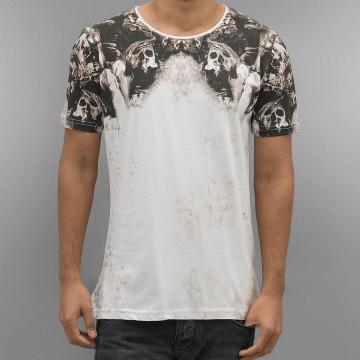 2Y T-Shirt Skulls weiß