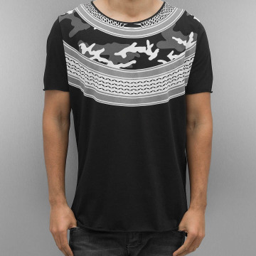 2Y t-shirt Pali zwart