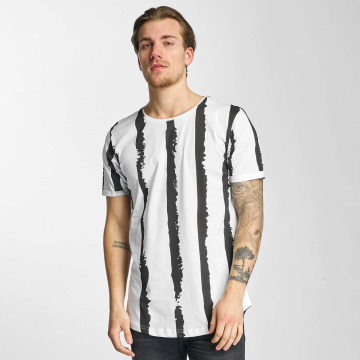 2Y T-shirts Stripes hvid