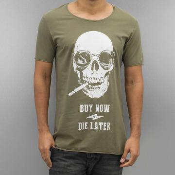 2Y T-shirts Buy Now khaki