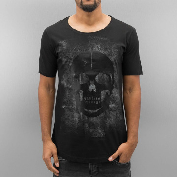 2Y T-Shirty Skull czarny