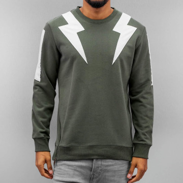 2Y Tröja Lightning khaki