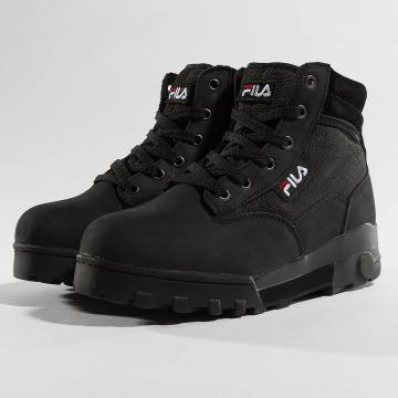 FILA Heritage Grunge Mid Boots Black