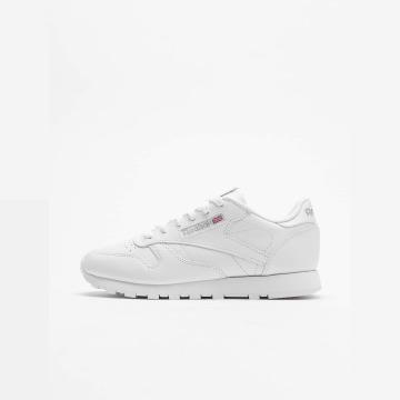 fcc17e9fc04 Reebok schoen / sneaker CL Leather in wit 276298