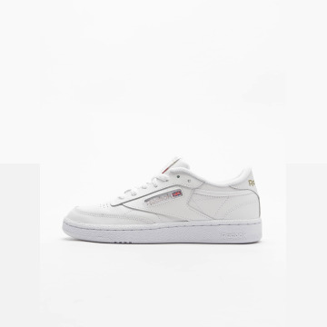 13ff76146c6 Reebok schoen / sneaker Club C 85 in wit 420633