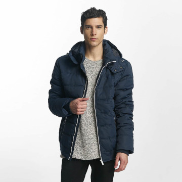 98-86 Lightweight Jacket Quilted blue