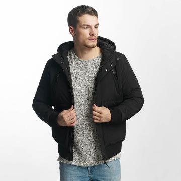 98-86 Manteau hiver Jacket noir