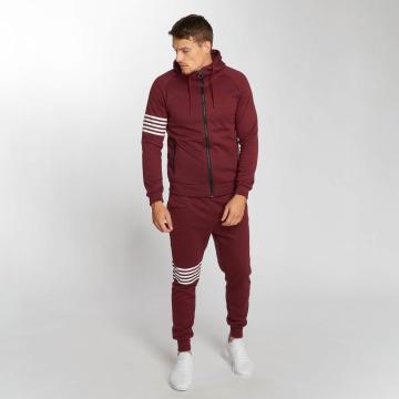 Aarhon Спортивные костюмы Stripes красный