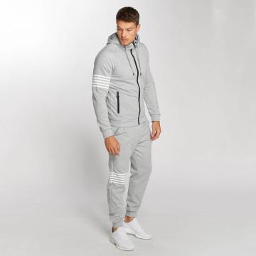 Aarhon Спортивные костюмы Stripes серый