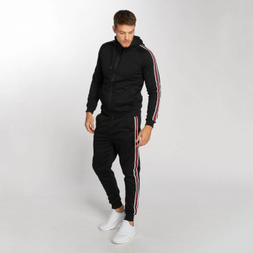 Aarhon Спортивные костюмы Coloured Stripes черный