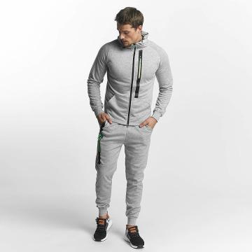 Aarhon Anzug Aarhon Track Suit grau
