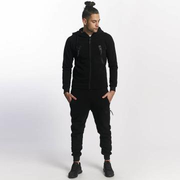 Aarhon Dresy Aarhon Sweat Suit czarny