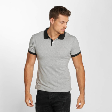 Aarhon Polo Classic gris
