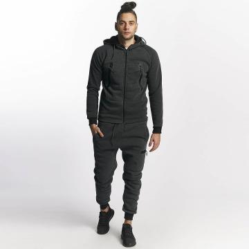 Aarhon Suits Aarhon Sweat Suit gray