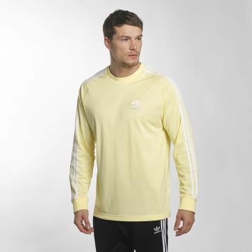 adidas Водолазка Football желтый