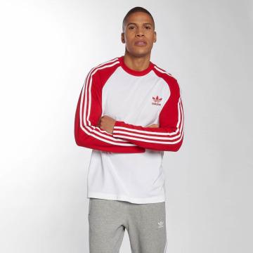 adidas Водолазка 3-Stripes красный