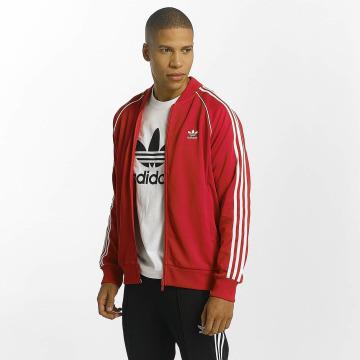 adidas Демисезонная куртка Superstar красный