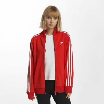 adidas Демисезонная куртка Originals Track Top красный