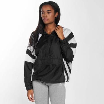 adidas Демисезонная куртка Equipment черный