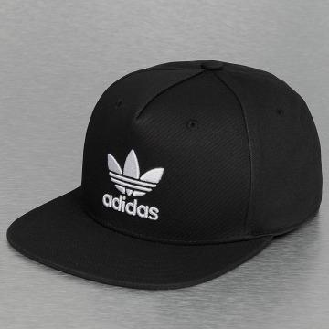 adidas Кепка с застёжкой Trefoil черный