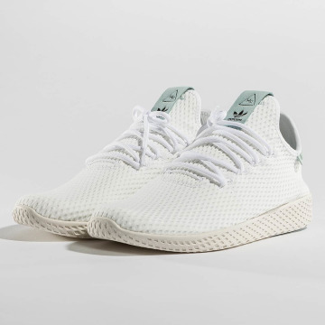adidas Сникеры Pharrell Williams Tennis HU белый