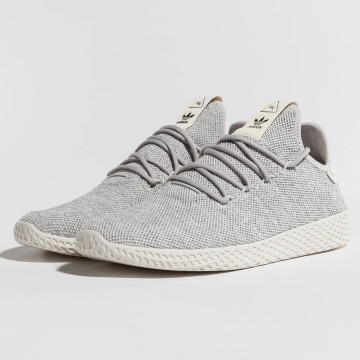 adidas Сникеры Pharrell Williams Tennis HU серый