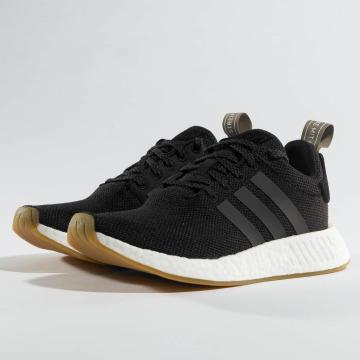 adidas Сникеры NMD_R2 черный