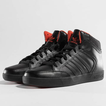 adidas Сникеры Varial Mid черный