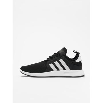 adidas Сникеры X PLR черный