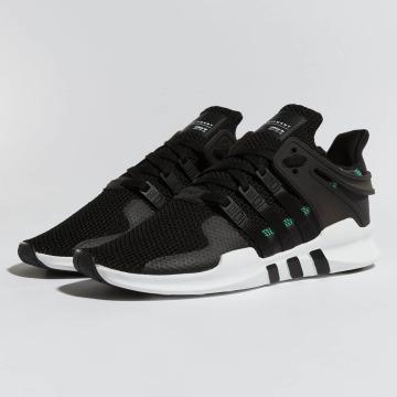 adidas Сникеры Eqt Support Adv черный