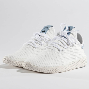 adidas Baskets PW Tennis HU J blanc